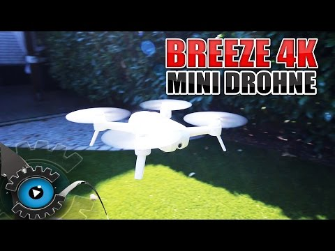 Yuneec Breeze 4K Drohnen Review - Der DJI Mavic Killer? [Deutsch/German]
