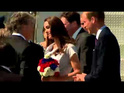 Prince William Recorded Calling Kate Middleton 'Babykins'