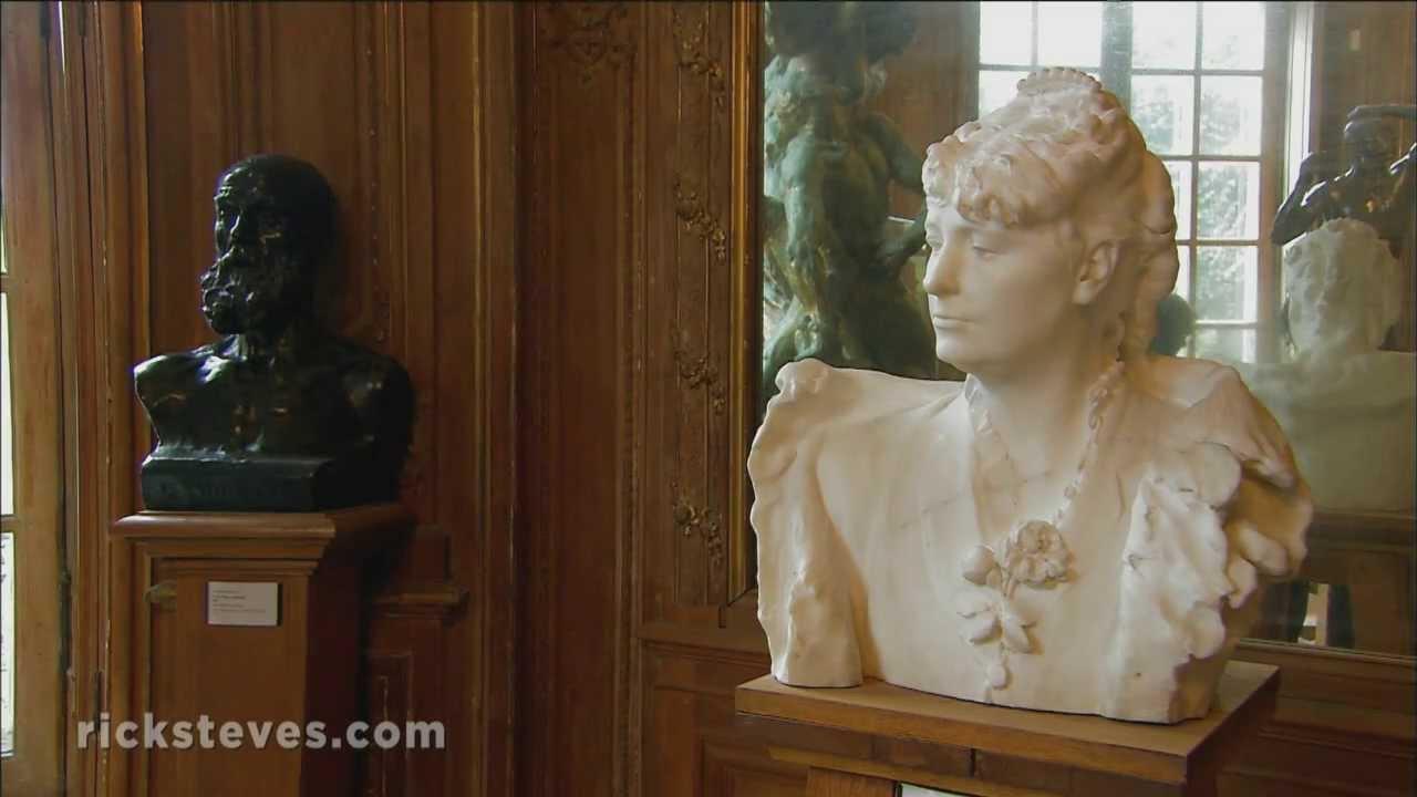 Paris, France: The Rodin Museum - YouTube