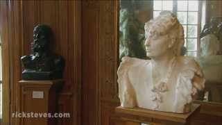 Paris, France: The Rodin Museum