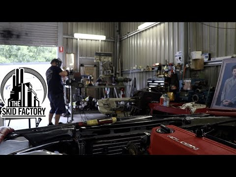 THE SKID FACTORY - RB30E+T Holden VL Commodore [EP8]
