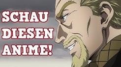 Wikinger Anime von Attack on Titan Studio WIT! | Vinland Saga Folge 1-3 Review