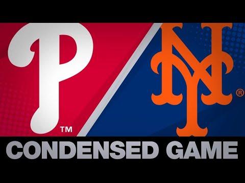 Condensed Game: PHI@NYM - 4/23/19
