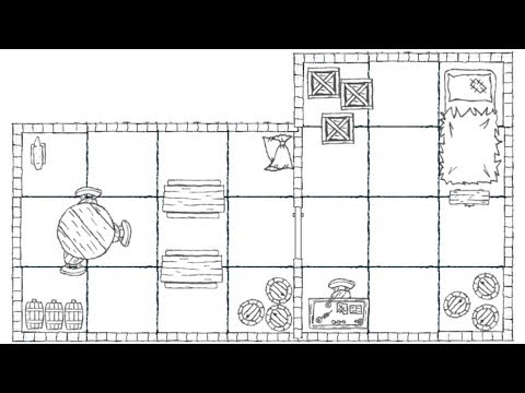 Dungeon Maker Sketch - DnD map maker - YouTube on