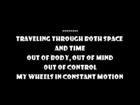Constant Motion - Dream Theater Karaoke