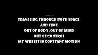 Constant Motion - Dream Theater Karaoke
