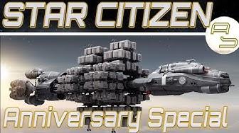 [Übersetzt] Star Citizen Anniversary Special 2017 - MISC Hull C (German/Deutsch)