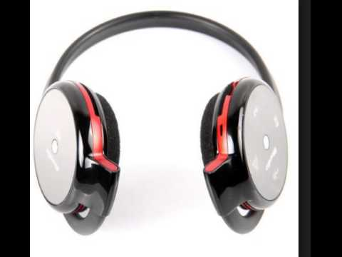 Bluedio DT120S Bluetooth Stereo Headphones FM radio Micro SD32G music streaming Red