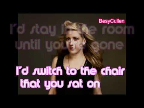 [HD] Ellie Goulding  -  Not following You - Karaoke/Instrumental - Lyrics on Screen