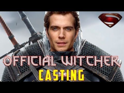 HENRY CAVILL TO PLAY GERALT OF RIVIA FOR NETFLIX'S WITCHER! thumbnail