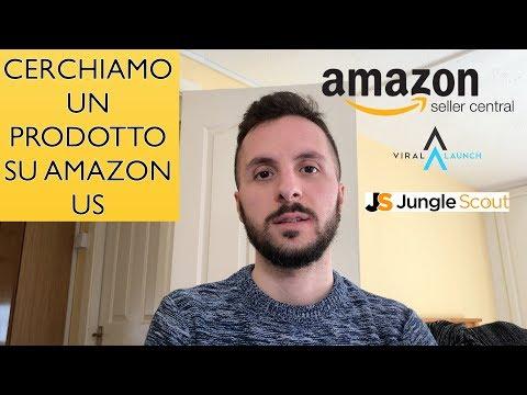 Guadagnare con Amazon - Ricerca Prodotto su Amazon US