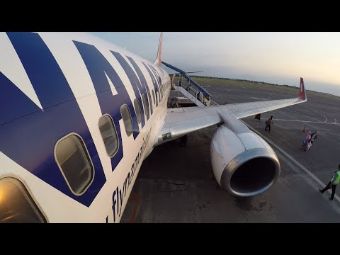 NAM AIR | FLIGHT REVIEW IN9277 BALI TO SURABAYA