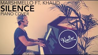 Marshmello ft. Khalid - Silence (Piano Cover + Sheets)