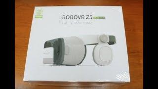 Чим VR окуляри BoboVR Z5 краще BoboVR Z4
