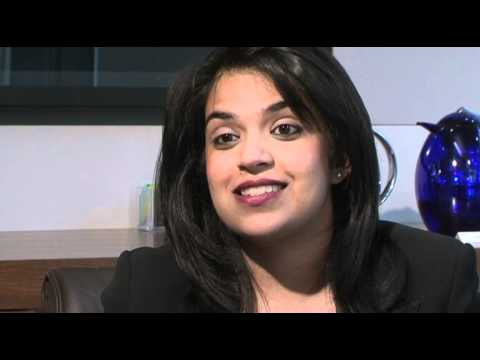 Suchitra Nair works in Financial Services Consulting for Deloitte