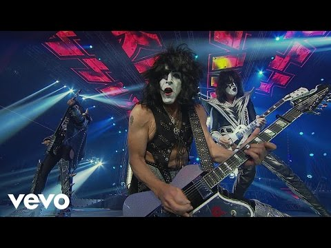 Anne Erickson - KISS Adds One More Los Angeles Show to Farewell Tour!