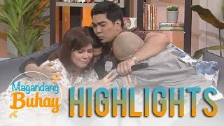 Magandang Buhay: Bryan, Jolo, and Luigi share their touching message to their mother, Lani