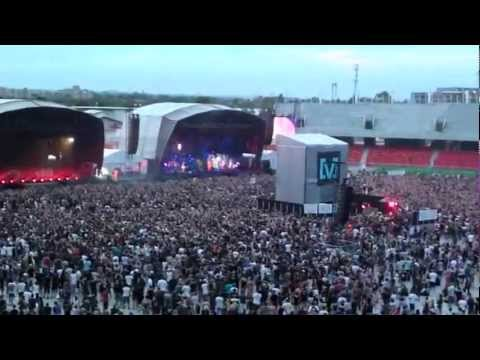 Slipknot - 26 Feb 2012 - Soundwave, Olympic Park, Sydney (FULL SHOW)