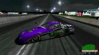 NHRA Crashes and Saves PSP