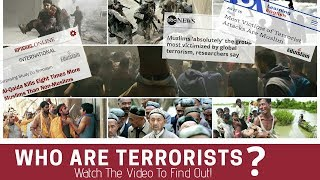 Muslims Are Terrorists? Islam and Terrorism