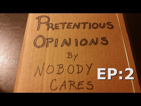Pretentious Opinions EP 2: Lyon Beckwith