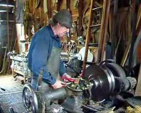 Metal Spinning Lathe Youtube