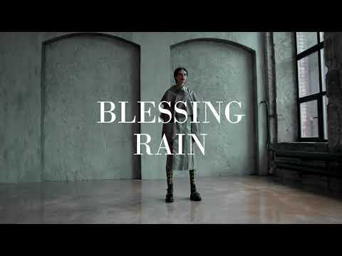 Марина Овчинникова  / «Blessing rain» /  курсы дизайна одежды / 2020