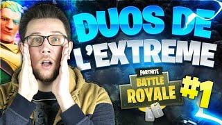 DUOS DE L'EXTREME #1
