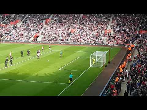 Southampton vs West Ham 19.08.17 WINNING GOAL!
