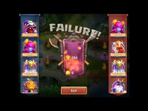 Castle Clash Arena Updated