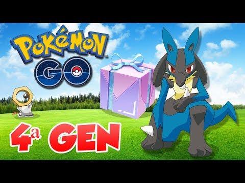 QUARTA GERAÇÃO CHEGARÁ NA PRÓXIMA ATUALIZAÇÃO! - Pokémon Go | PokeNews thumbnail