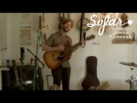 James Furness - 123 (The Captain Song) | Sofar Indianapolis
