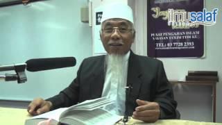 Ustaz Rasul Dahri - Tauhid Uluhiyyah, Rububiyyah & Asma