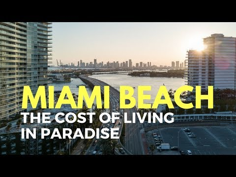 SO YOU WANT TO LIVE IN MIAMI? 🌊☀️🌴  Living in Miami 2017 and the cost of living.
