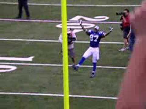 Indianapolis Colts REGGIE REGGIE