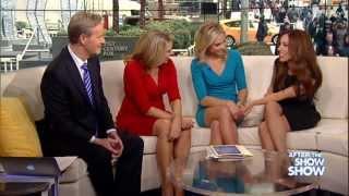Elisabeth Hasselbeck, Heather Nauert, Maria Molina, 12-16-13