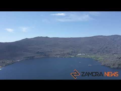 El Lago de Sanabria a vista de drone