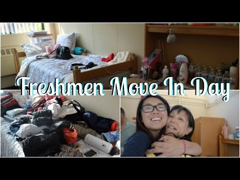 College Move In Day 2016: UCI