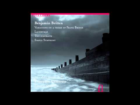 BRITTEN - VARIATIONS ON A THEME OF FRANK BRIDGE, OP. 10: IV. ROMANCE