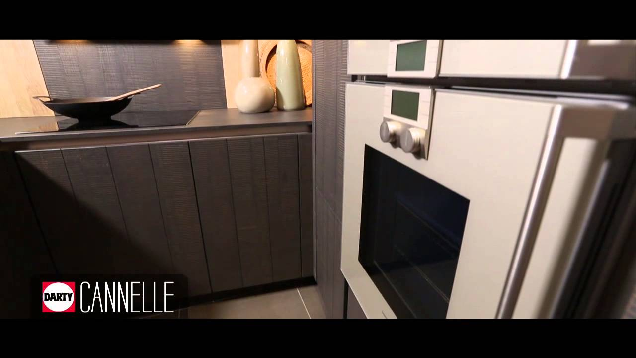 cuisine darty cannelle youtube. Black Bedroom Furniture Sets. Home Design Ideas