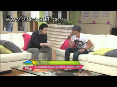 Vico C explica origen del reggaetón