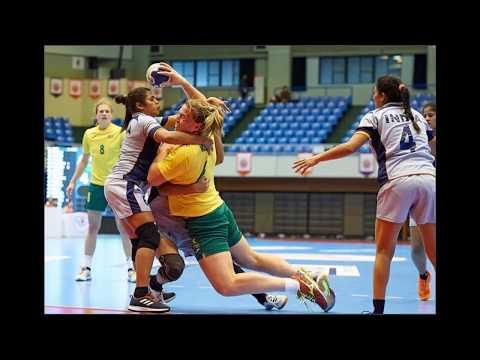 The 6'2″, 220-lb Transgender Dude Dominating Women's Handball Championships