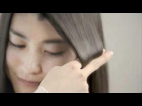 川口春奈 パンテーン CM スチル画像。CM動画を再生できます。