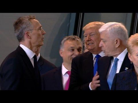 Trump 'empurra' premiê de Montenegro