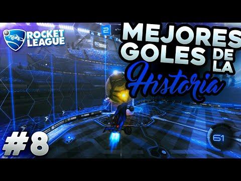 LOS MEJORES GOLES DE LA HISTORIA #8 | BEST GOALS EVER #8 | ROCKET LEAGUE