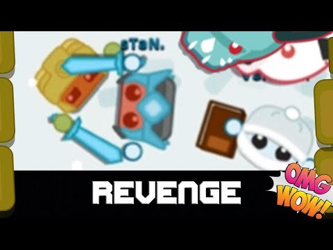 STARVEIO  HOW TO REVENGE?  ^^ EASY ^^