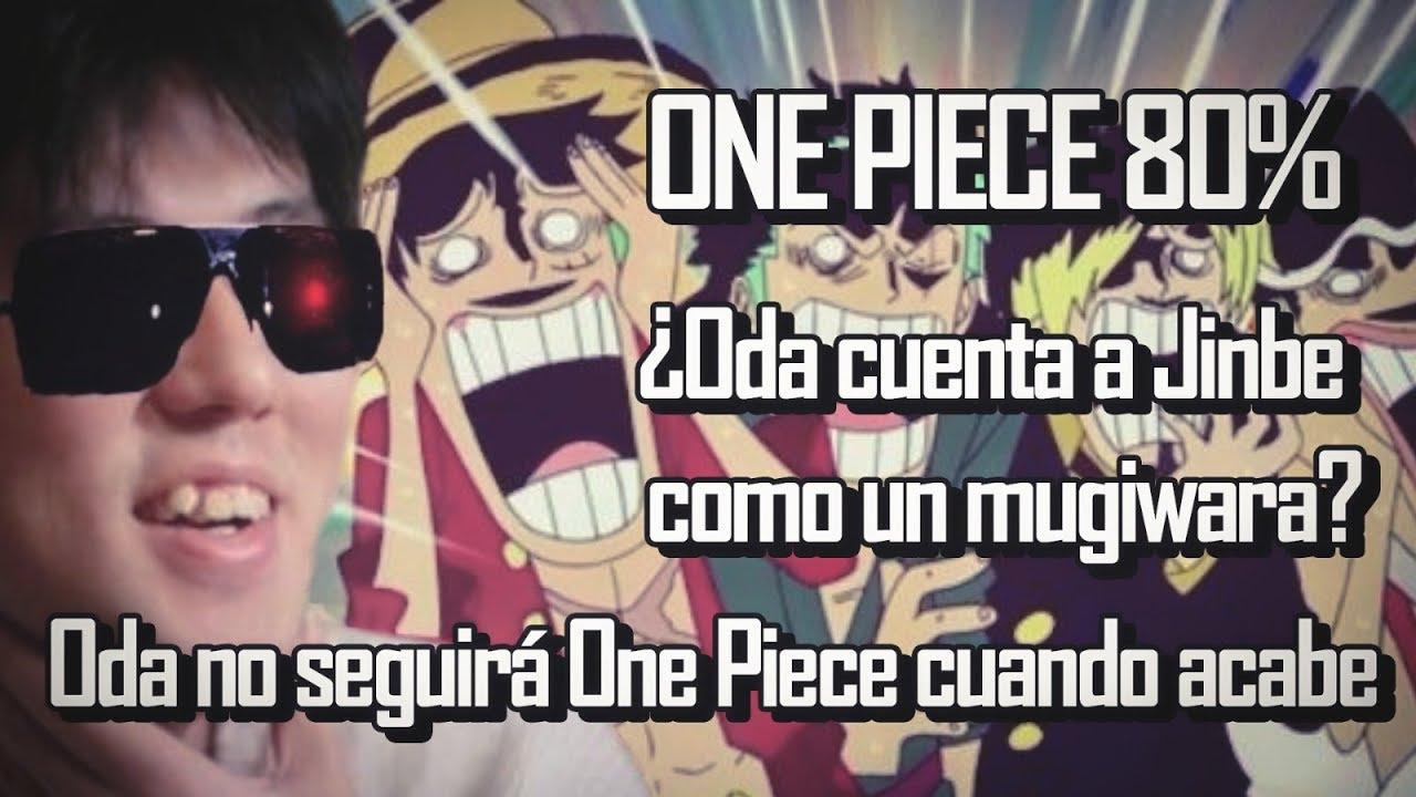 Las Grandes Noticias Desveladas Por Oda En Los Pasados Días One Piece Al 80 Y Mucho Más