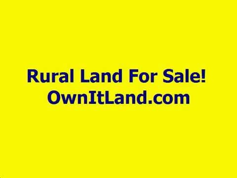 Rural Land For Sale