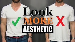 Do THESE 6 Things to Look MORE Aesthetic & Symmetrical!
