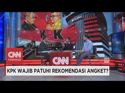 Debat Panas! DPR vs ICW soal Pansus Angket KPK